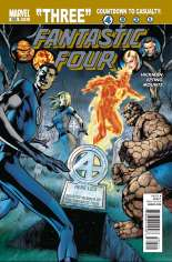 Fantastic Four (1998-2011) #583 Variant A