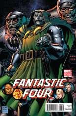 Fantastic Four (1998-2011) #583 Variant C: 1:8 Variant