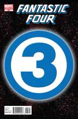 Fantastic Four (1998-2011) #583 Variant D: Three Variant