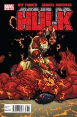 Hulk (2008-2012) #25 Variant A