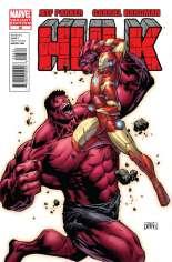 Hulk (2008-2012) #25 Variant C: 1:15 Variant