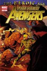New Avengers (2010-2013) #2 Variant C: 2nd Printing