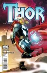 Thor (2007-2011) #615 Variant A