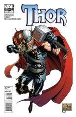 Thor (2007-2011) #615 Variant B: 1:18 Variant