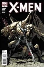 X-Men (2010-2013) #2 Variant C: 2nd Printing