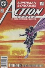 Action Comics (1938-2011, 2016-Present) #598 Variant A: Newsstand Edition