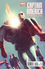 Captain America: Patriot #2