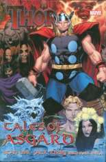 Thor: Tales of Asgard (2009) #HC Variant B: Variant Cover