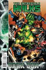 Incredible Hulks (2010-2011) #614 Variant A