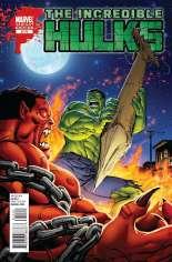 Incredible Hulks (2010-2011) #614 Variant B: Vampire Cover