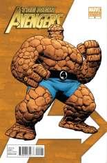New Avengers (2010-2013) #5 Variant C: 1:40 Variant