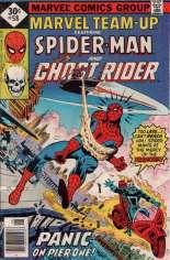Marvel Team-Up (1972-1985) #58 Variant C: Whitman Variant
