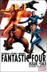 Fantastic Four (1998-2011) #583 Variant E: 2nd Printing