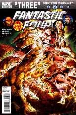 Fantastic Four (1998-2011) #584 Variant A