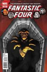 Fantastic Four (1998-2011) #584 Variant B: Vampire Variant