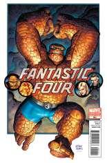 Fantastic Four (1998-2011) #584 Variant C: 1:8 Variant