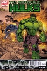 Incredible Hulks (2010-2011) #612 Variant C: 2nd Printing
