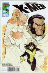 Uncanny X-Men (1963-2011) #529 Variant B: Direct Edition