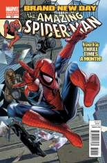 Amazing Spider-Man (1999-2014) #647 Variant B: 1:15 Variant
