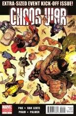 Chaos War #1 Variant C: 2nd Printing
