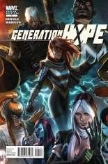 Generation Hope (2011-2012) #1 Variant C: 1:60 Variant