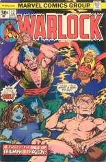 Warlock (1972-1976) #12 Variant B: 30 Cent Variant