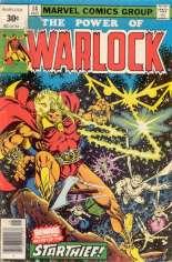Warlock (1972-1976) #14 Variant B: 30 Cent Variant