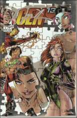 Gen 13 (1995-2002) #1 Variant O: Jigsaw Puzzle Cover
