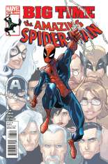 Amazing Spider-Man (1999-2014) #648 Variant A