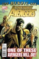 New Avengers (2010-2013) #6