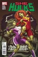 She-Hulks (2011) #1
