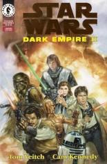 Star Wars: Dark Empire II #6 Variant B: Limited Gold Edition