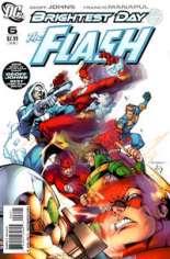 Flash (2010-2011) #6 Variant B: 1:5 Variant