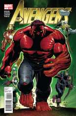 Avengers (2010-2012) #7 Variant A