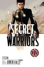 Secret Warriors (2009-2011) #22
