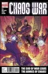 Chaos War #2 Variant B: 2nd Printing