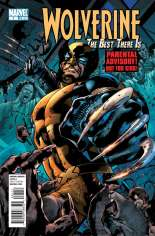 Wolverine: The Best There Is (2011-2012) #1 Variant A