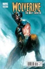 Wolverine: The Best There Is (2011-2012) #1 Variant D: 1:15 Variant