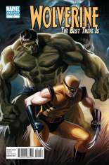 Wolverine: The Best There Is (2011-2012) #1 Variant E: 1:40 Variant