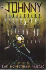 Johnny the Homicidal Maniac (1995-1997) #1 Variant B: 2nd Printing