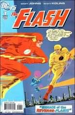 Flash (2010-2011) #7 Variant B: 1:5 Variant