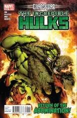 Incredible Hulks (2010-2011) #618 Variant A
