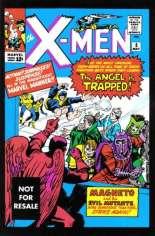 Uncanny X-Men (1963-2011) #5 Variant C: Marvel Legends Series X Reprint Packaged w/ Angel