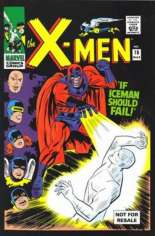 Uncanny X-Men (1963-2011) #18 Variant C: Marvel Legends Series VIII Reprint Packaged w/ Iceman
