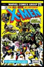 Uncanny X-Men (1963-2011) #96 Variant C: Marvel Legends Series VIII Reprint Packaged w/ Storm
