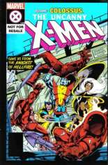 Uncanny X-Men (1963-2011) #129 Variant D: Marvel Legends Series V Reprint Packaged w/ Colossus