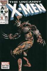 Uncanny X-Men (1963-2011) #213 Variant C: Marvel Legends Series VI Reprint Packaged w/ Wolverine