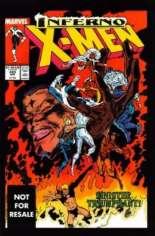 Uncanny X-Men (1963-2011) #243 Variant C: Marvel Legends Series X Reprint Packaged w/ Mr. Sinister
