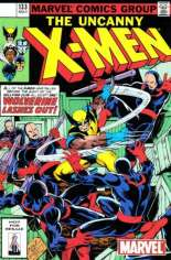 Uncanny X-Men (1963-2011) #133 Variant D: Marvel Legends Series III Reprint Packaged w/ Wolverine