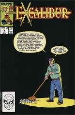 Excalibur (1988-1998) #4 Variant B: Direct Edition